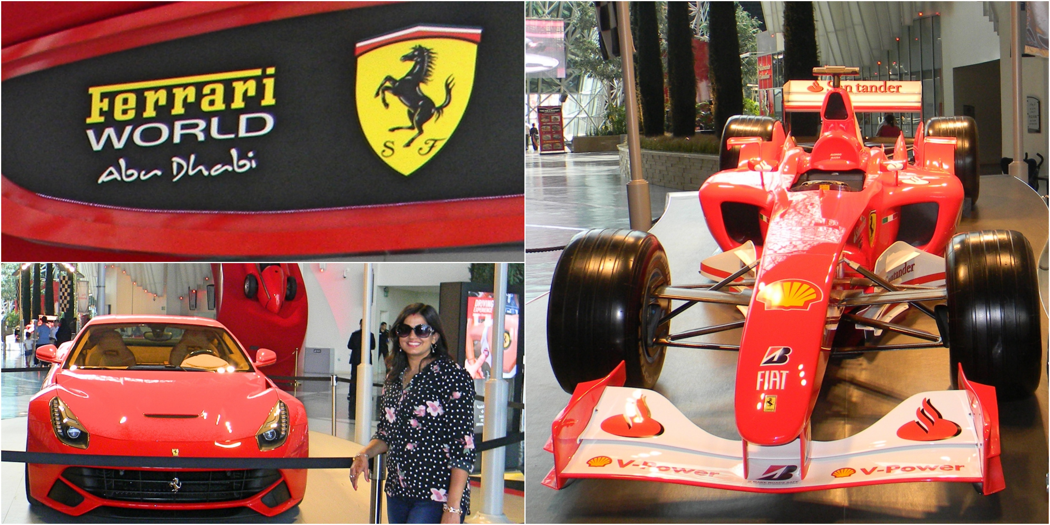Ferrari World, Abu Dhabi, UAE