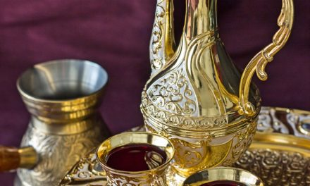 Arabic Coffee – Royal Drink of UAE