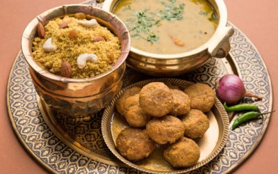 Rajasthani Dal Bati Churma – The Lavish Royal Meal