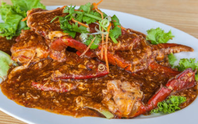 Singapore Chilli Crab – The Signature Delicacy