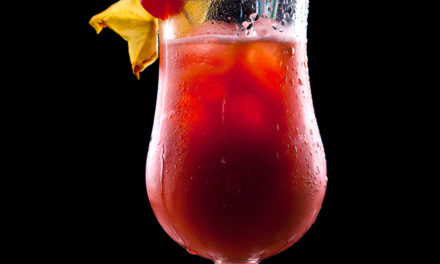 Singapore Sling – The Heady Pink Cocktail
