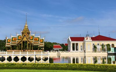 Bang Pa-In – The Royal Summer Palace, Bangkok