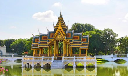 Bang Pa-In – The Royal Summer Palace of Thai Kings, Bangkok