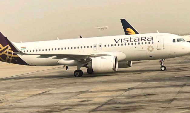 Airline Review: Flying With Air Vistara