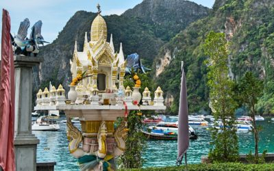 Spirit Houses in Thailand – All You Need To Know