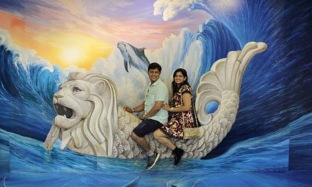 Trick Eye Museum Singapore – The World of Illusions
