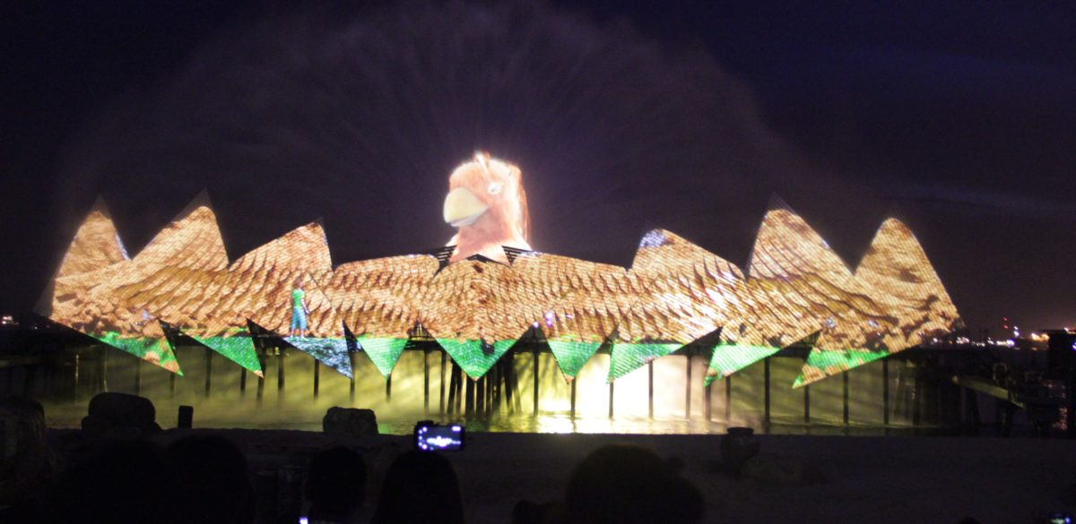 Wings of Time – A Must Watch Laser Show in Singapore